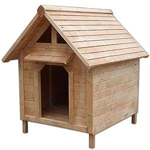 Niche pour chiens (103 x 83 x 97 cm)