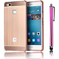 Bonice Cover Huawei P9 Lite, Huawei P9 Lite Custodia,Lusso Chic