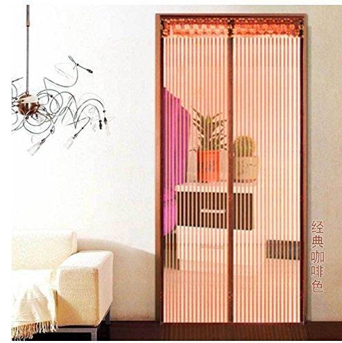 Zanzariera porta zanzariera magnetica papillon tenda 12dimensioni disponibile per porte fino a 80cm x 210cm tenda scorrevole porta da terrazza