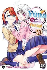 Yuna de la Pension Yuragi Edition simple Tome 11