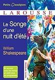 Le Songe d'une nuit d'été - Larousse - 05/02/2014