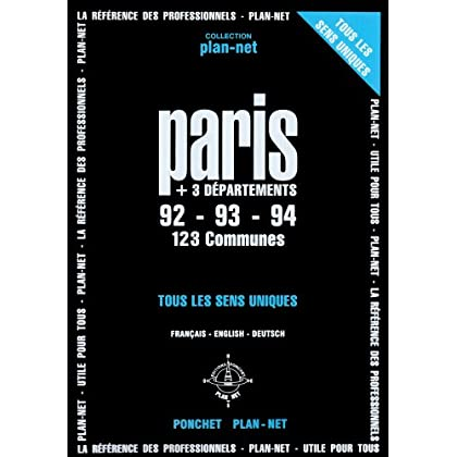 Guide Paris + Nouvelle Edition