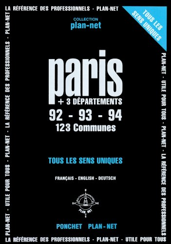 Guide Paris + Nouvelle Edition