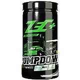ZEC+ PumpBooster PUMPDOWN | Trainingsbooster | stark erhöhter Pump | spezielle Formel für verbessertes Muskel-Zellvolumen | Arginin AKG | L-Citrullin-Malat | HydroMax Glycerol | Kiefernrindenextrakt | Traubenkernextrakt OPC | 600g Pulver Tropical