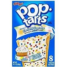 Kelloggs Pop Tarts Confetti-Cup-Kuchen 400g