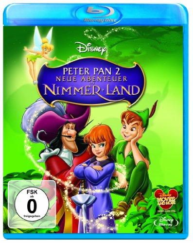 Peter Pan 2 - Neue Abenteuer in Nimmerland [Blu-ray] Preisvergleich