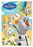 Disney Frozen Olaf adhesivo Pad Color