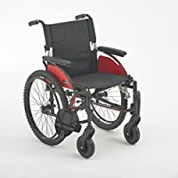 Outlander All-Terrain Folding Self-Propelled Wheelchair