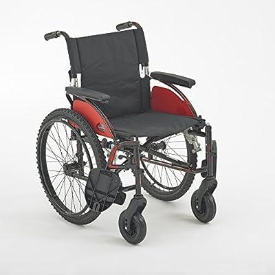 Outlander All-Terrain Folding Self-Propelled Wheelchair