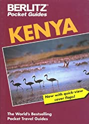 Berlitz Kenya Pocket Guide (Berlitz Pocket Guides)