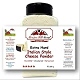 Italian Hard Cheese Powder (300 g) Delicious Ingredient and Savory Topping by Hoosier Hill Farm