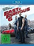 Fast & Furious 6 [Blu-ray] -
