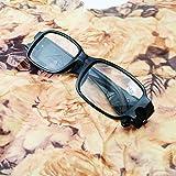 Gafas de lectura unisex con linterna Denshine (TM) - Gafas de lectura unisex con linterna, +3,5 dioptrías