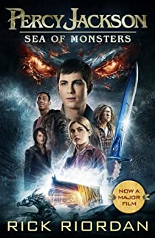 Percy Jackson and the Sea of Monsters (Book 2) (Percy Jackson And The Olympians) von [Riordan, Rick]