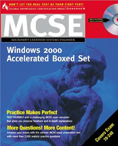 MCSE Windows 2000 Accelerated (Exam 70-240) (Certification) por Syngress Media Inc