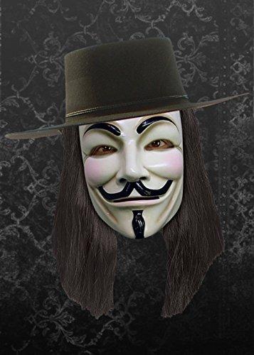 für Vendetta Perücke (V For Vendetta Perücke)