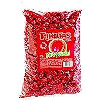Dulciora Pikotas caramelo de goma grageado sabor cereza, 2Kg