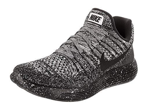 Nike, Scarpe da Corsa Donna Nero Black/Black White Racer Blue
