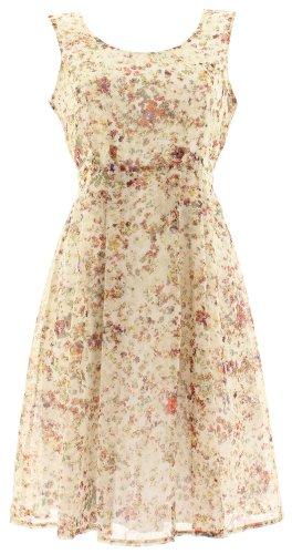 Cutie Kleid PRANVERA DRESS 3653 Beige