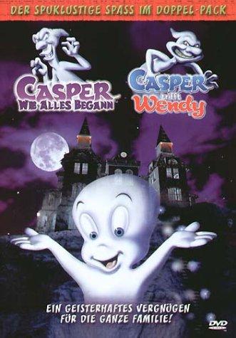 Casper - Wie alles begann / Casper trifft Wendy [2 DVDs]