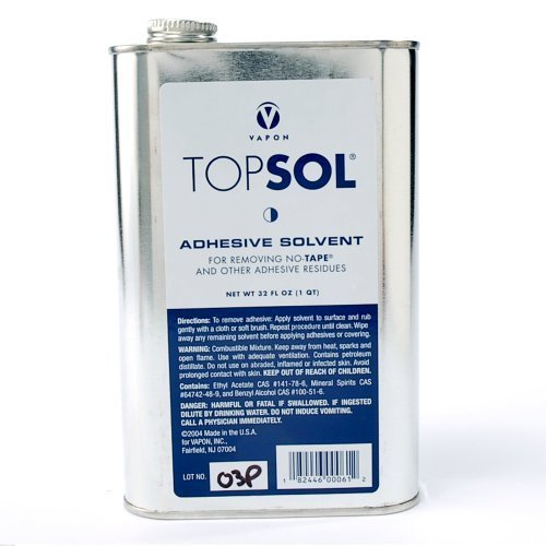 Topsol Adhesive Solvent 32.0 oz Can by 32.0 oz Can Picture