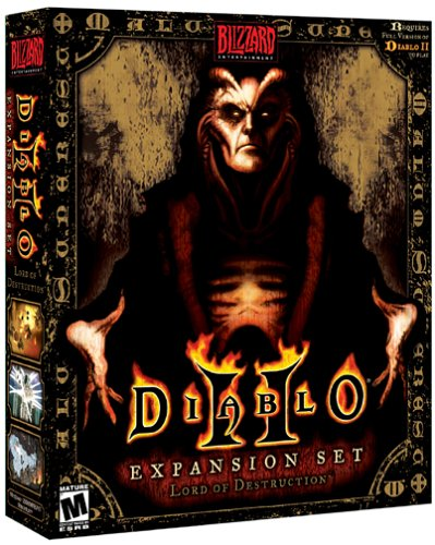 Diablo 2 Expansion: Lord of Destruction - PC/Mac - Diablo Game Pc