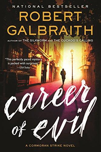 Buchseite und Rezensionen zu 'Career of Evil (A Cormoran Strike Novel)' von Robert Galbraith