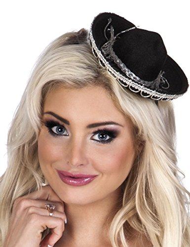 brero für Damen (Mini Sombrero Party Hüte)
