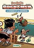 Les petits Rugbymen - poche tome 2 - L'interro et la surprise