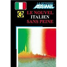 Le Nouvel Italien sans peine (1 livre + coffret de 4 CD)