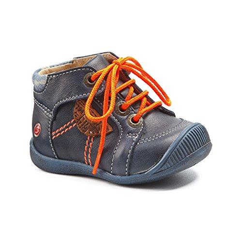 GBB Garcons Racine Blau Boots 18 (Racine Boot)