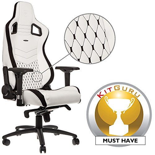 noblechairs-EPIC-Gaming-Chair-White-with-Vegan-Friendly-PU-Leather-2-Year-Warranty-Up-to-180KG-Users-Perfect-for-an-Executive-Office-Chair-Racing-Seat-Design