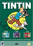 The Animated Feature Films of Tintin [DVD]