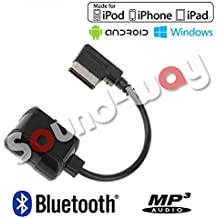 Adaptador Bluetooth AUDI AMI - Interfaz de audio en streaming