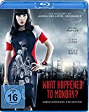 What Happened To Monday? [Blu-ray] -