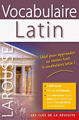 Vocabulaire latin