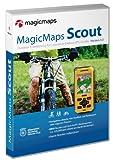 MagicMaps Scout 4.0 Outdoorerweiterung für Lowrance Endura GPS-Geräte mit Tour Explorer 50 Deutschland: Erweiterung für Falk-Navigationsgeräte für ... und Touren auf mobile Geräte übertragen.)
