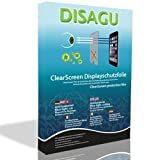 "4x Disagu ClearScreen Displayschutzfolie Displayfolie für Joyetech eVic VTC Dual (Antibakteriell, ""blue light"" Filter, Blasenfreie Montage, Passgenauer Zuschnitt)"
