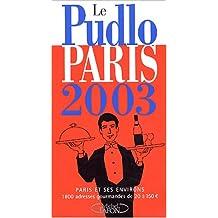 Le Pudlo Paris 2003