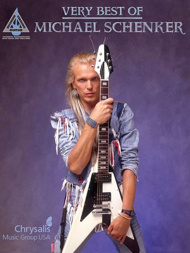 Very best of michael schenker guitare (Guitar Recorded Versions)