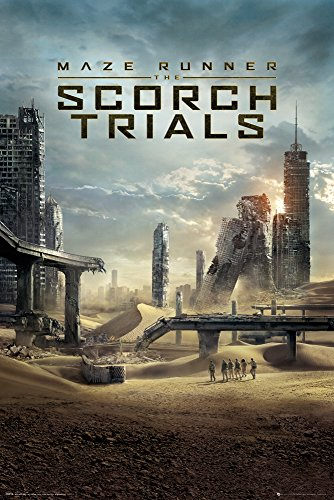 GB Eye LTD, Maze Runner 2, Poster, 61 x 91,5 cm