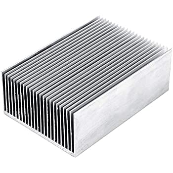 100*40*20mm Aluminum Heatsink Heat Sink Chip for IC LED Power Cooler Transistor