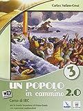 Un popolo in cammino 2.0. Con e-book. Con espansione online. Per la Scuola media: 3