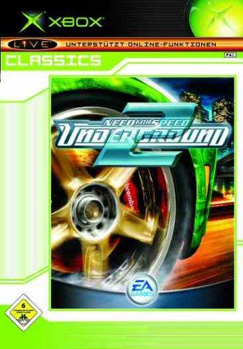 Need for Speed: Underground 2 [Xbox Classics]
