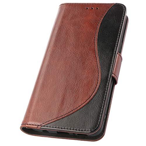PULSARplus Tasche für Samsung Galaxy S9 Hülle Handyhülle Schwarz Klapphülle dünn Schutzhülle 360 Grad Rundumschutz Handytasche klappbar kompatibel mit Samsung Galaxy S9