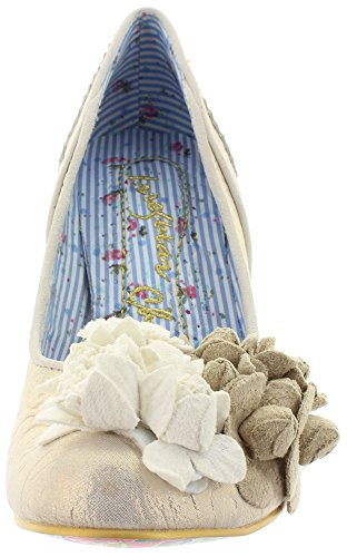 Donna Irregular Choice Mrs Lower Lace Floreale Scarpette Tacco Alto n / a