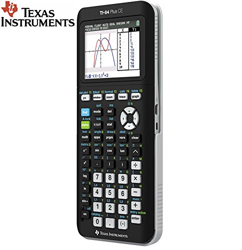 Stealodeal Texas Instruments TI-84 Plus CE Graphical Calculator