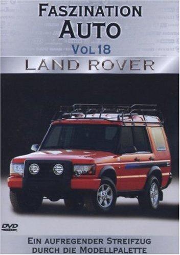 Faszination Auto Vol. 18 - Land Rover Land Rover Cd