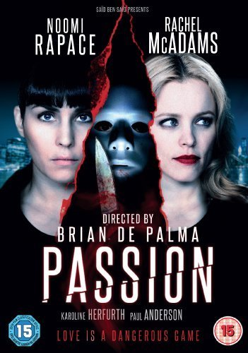 Passion (2012) [ NON-USA FORMAT, PAL, Reg.2 Import - United Kingdom ] by Rachel McAdams