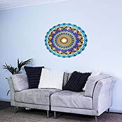 Aztec Mandala Pegatina / Calcomania / Vinilo Decorativo para Paredes en el Hogar